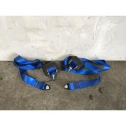 Set Veiligheidsgordel blauw...