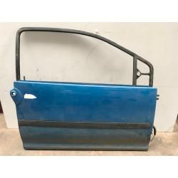 Portier rechts blauw Aixam...