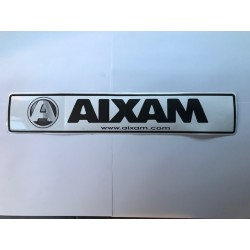Bumper sticker Aixam